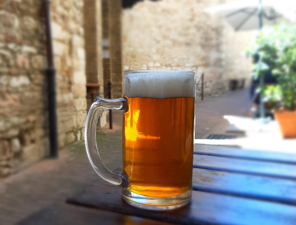Birra dell'Eremo, la Saggia
