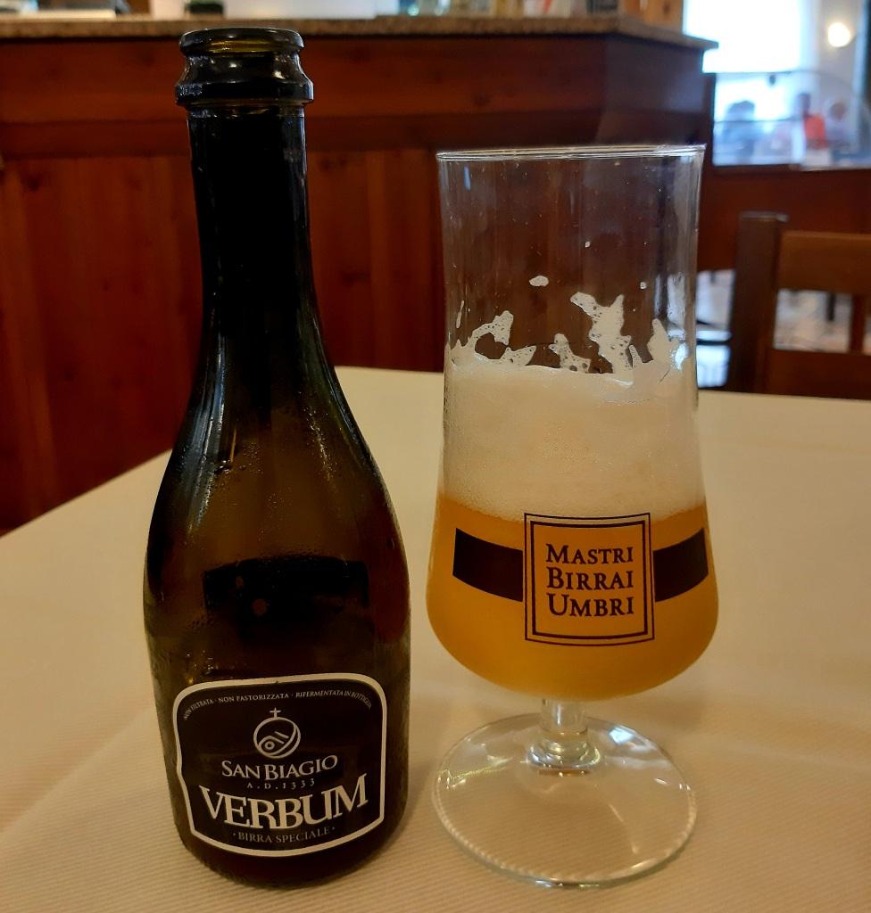 Birra Verbum San Biagio