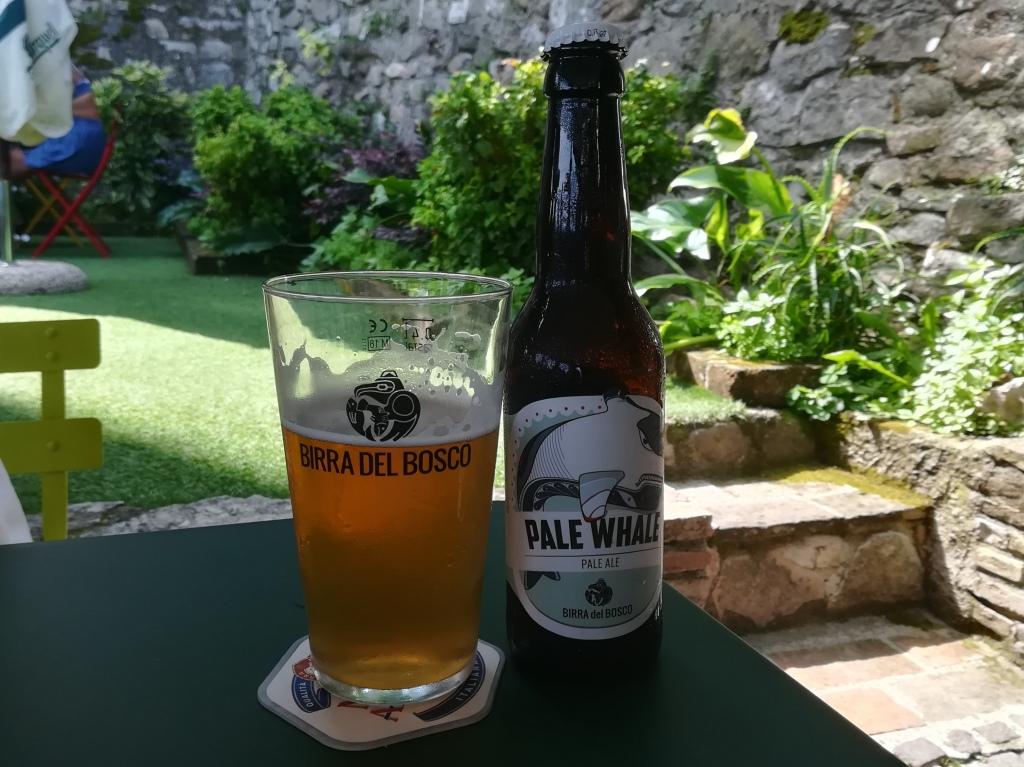 Birra del Bosco Pale Whale