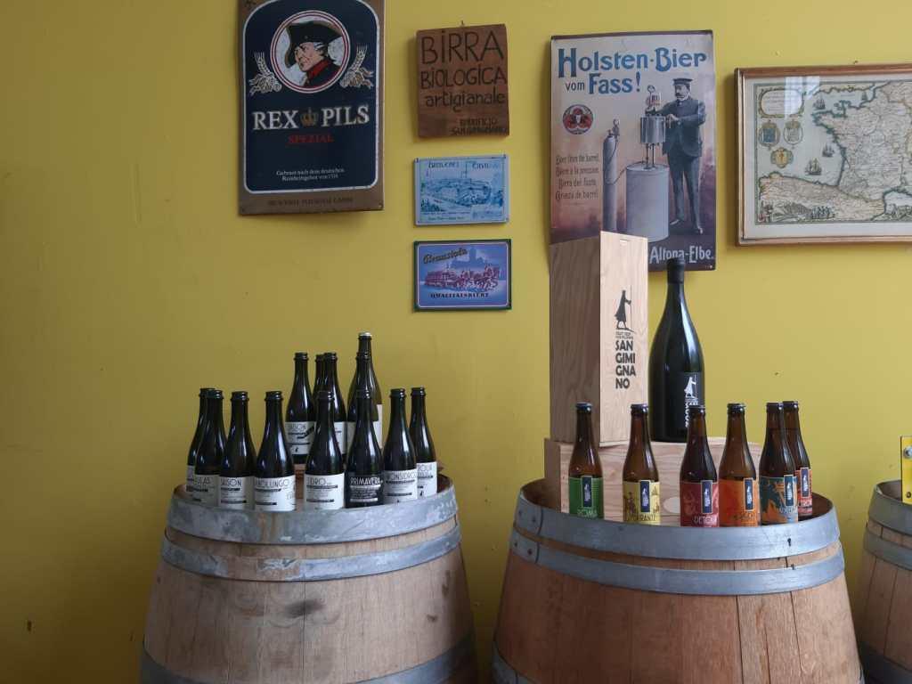 Birrificio San Gimignano: tutte le birre prodotte