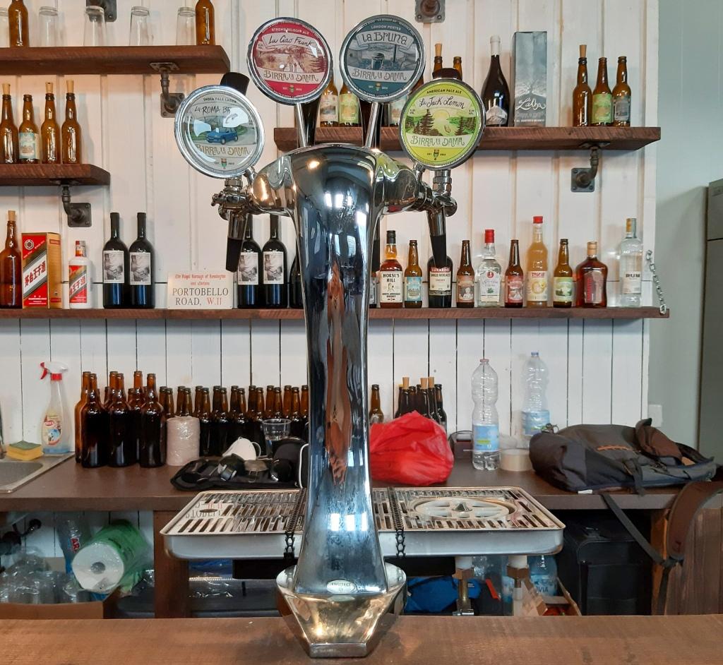 Birra La Dama, Bedizzole (Brescia)