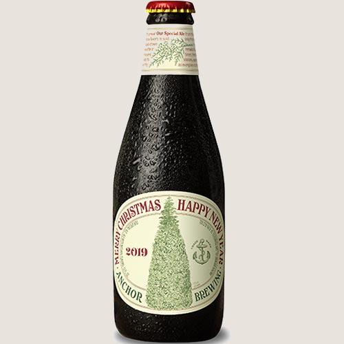 Christmas Ale - Anchor Brewing
